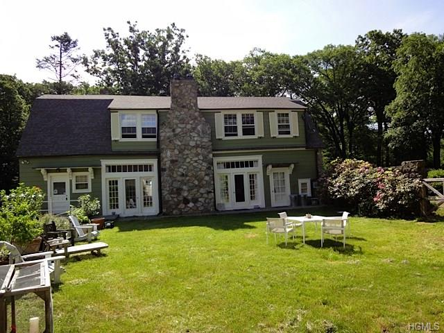 New York Stone Carriage House on 27 Acres