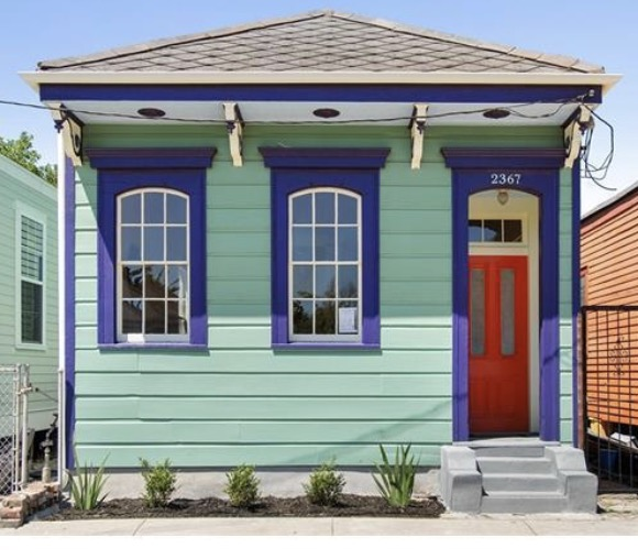 Great home for sale in New Orleans.