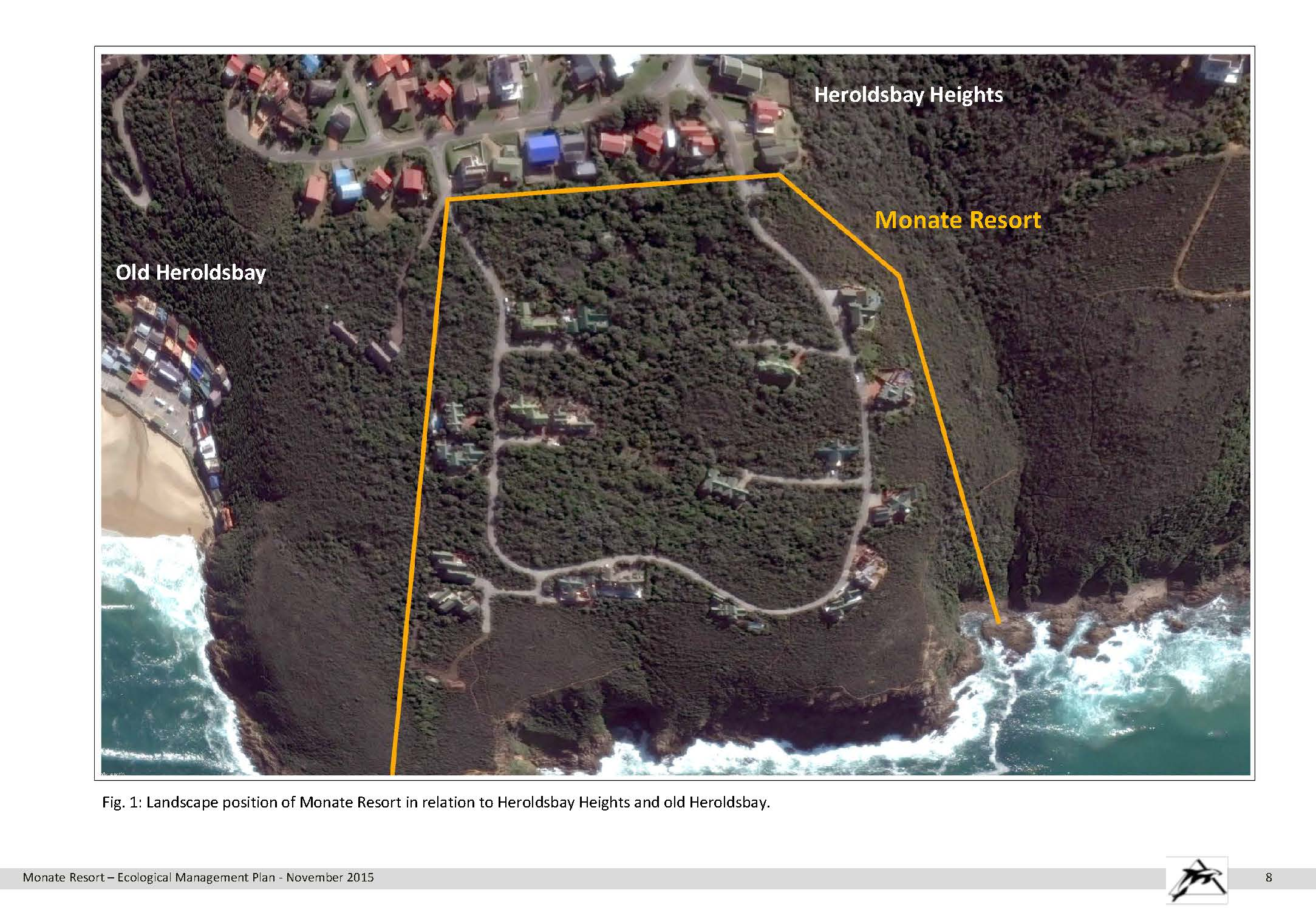 South Africa Herold's Bay Ocean View Property Lot