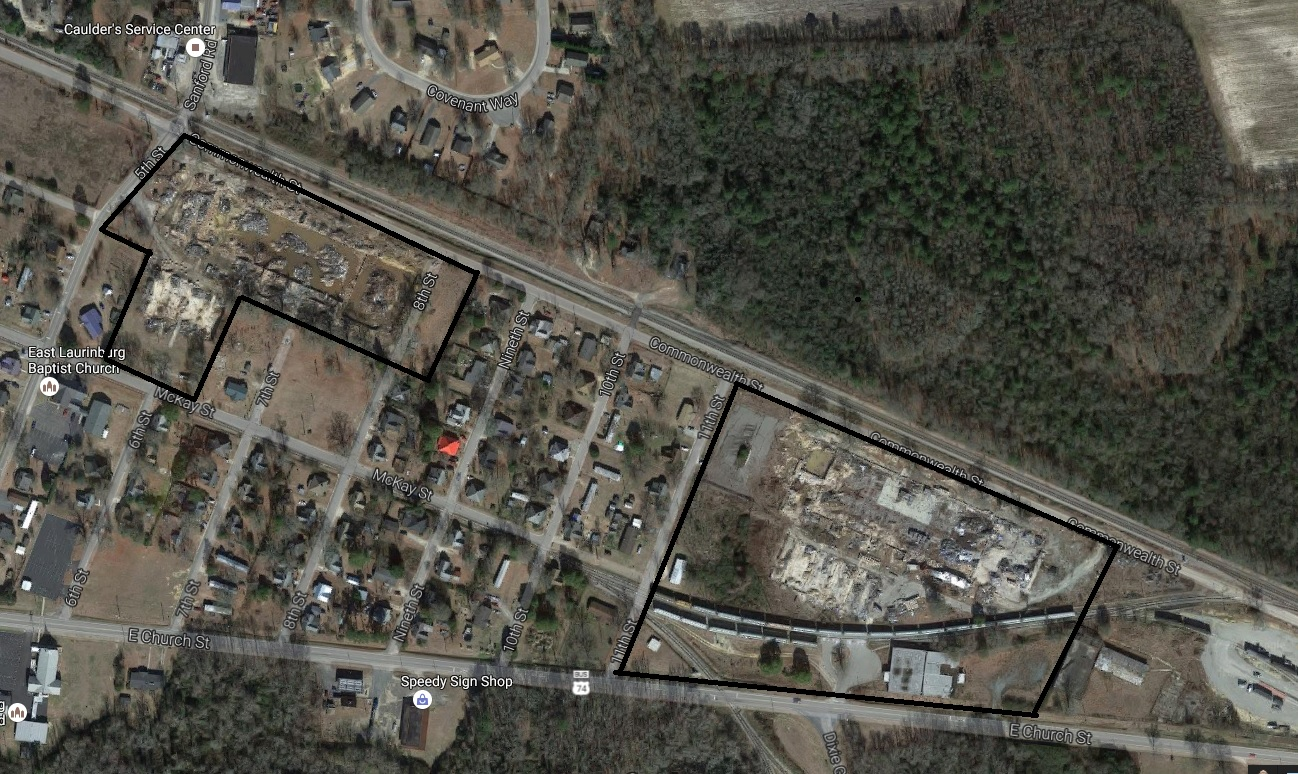 12 Acres Prime Commercial with Railway Line