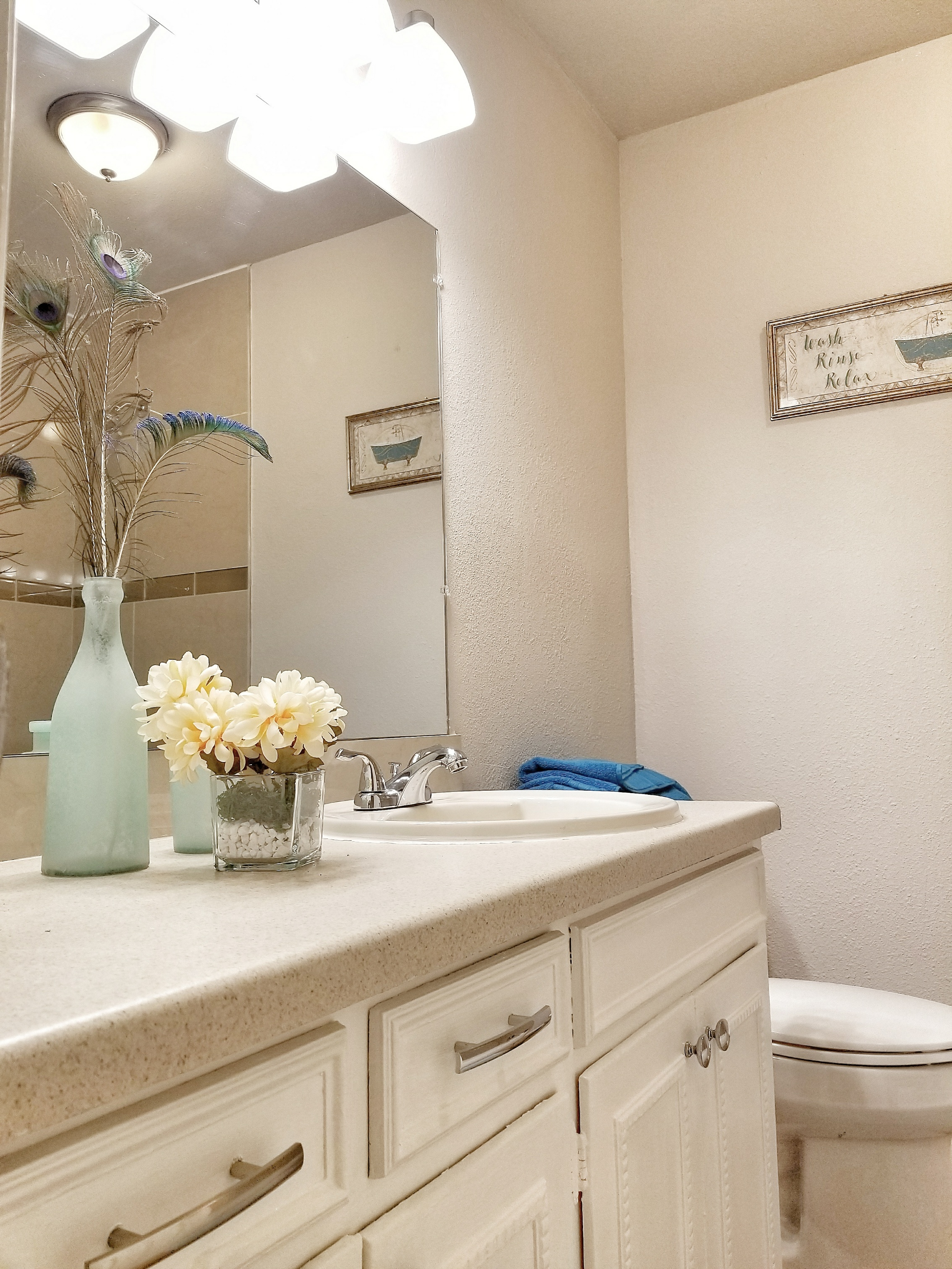 House In Austin Texas For Sale Bitcoin Real Estate Inc   Bathroom Lighting  Austin Tx