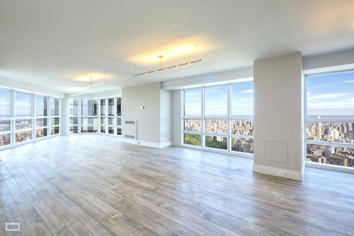 New York City Duplex Pent House Overlooking Central Park
