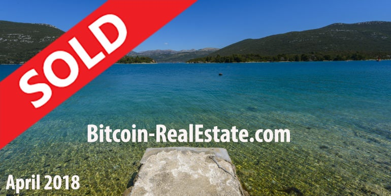 Property sold for Bitcoin on Bitcoin-RealEstate.com