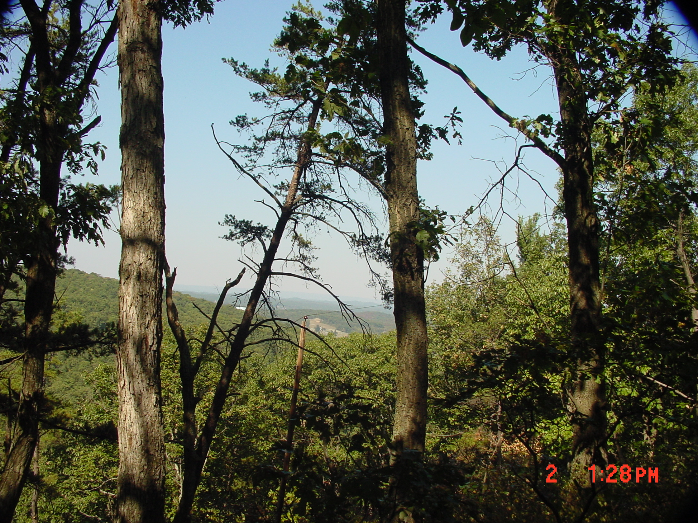 39ac Private Mountain-top by Raystown Lake (Central PA)
