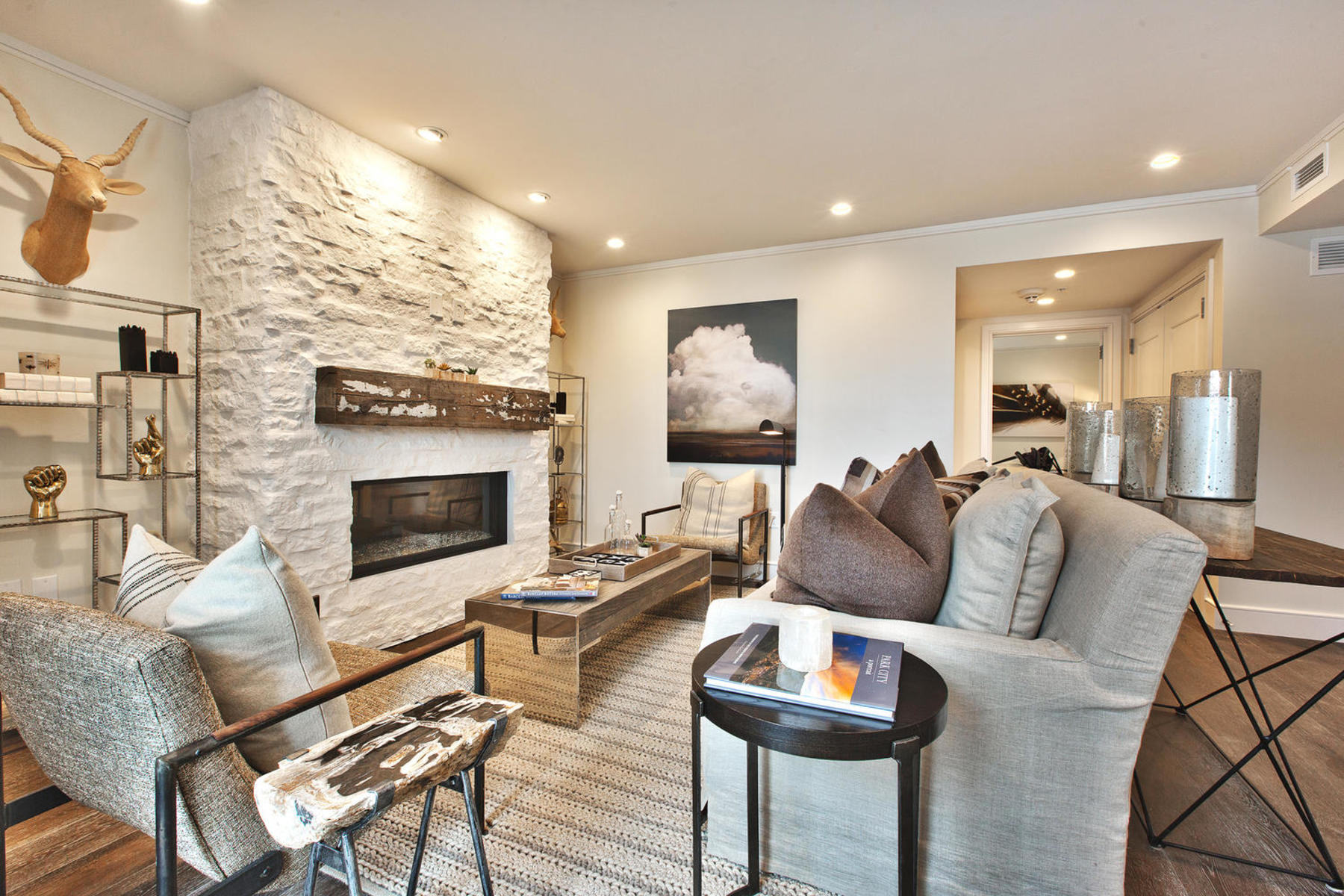 Brand New Condo located directly on Park City's historic Main Street with chairlift across the street