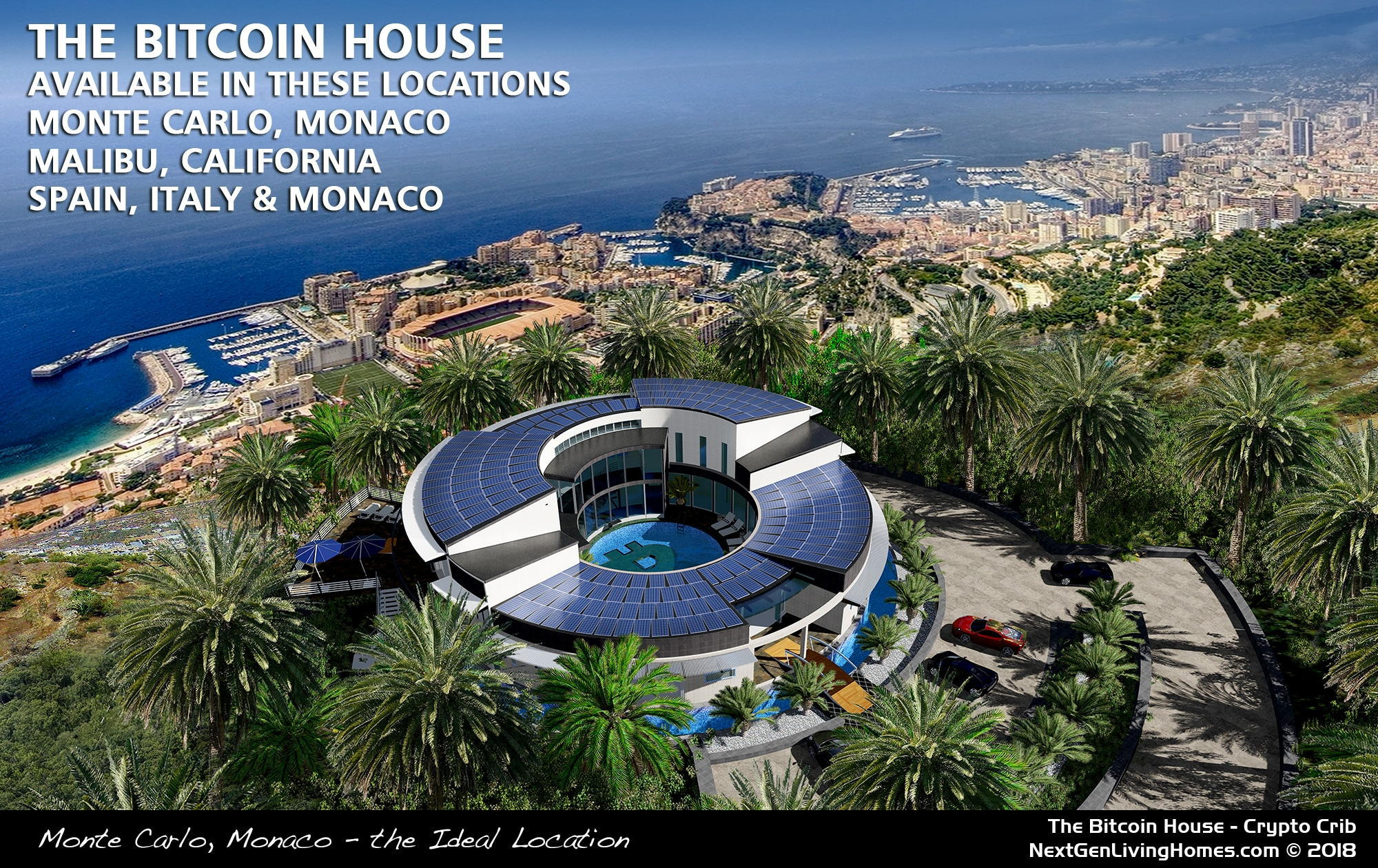 Buy the Architectural Designs for the Bitcoin House – Crypto Crib