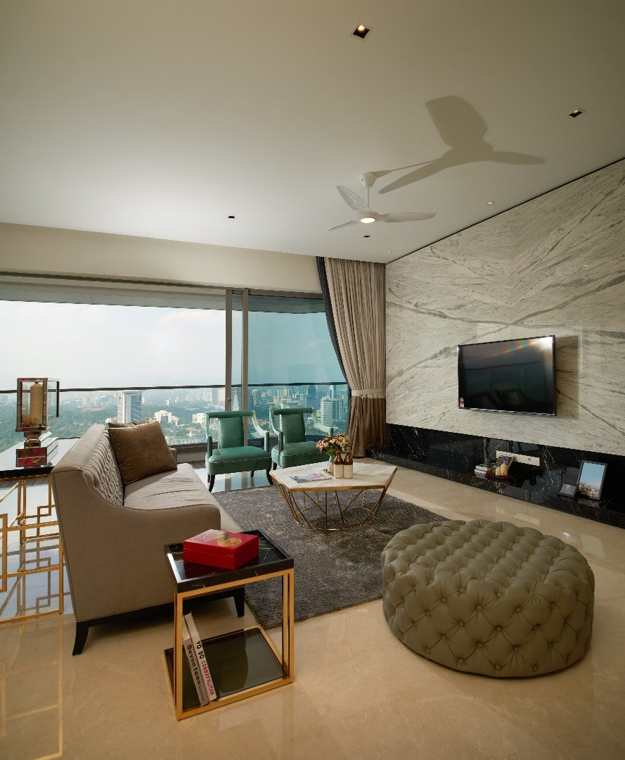 Best Penthouse in Town : The Sentral Residence