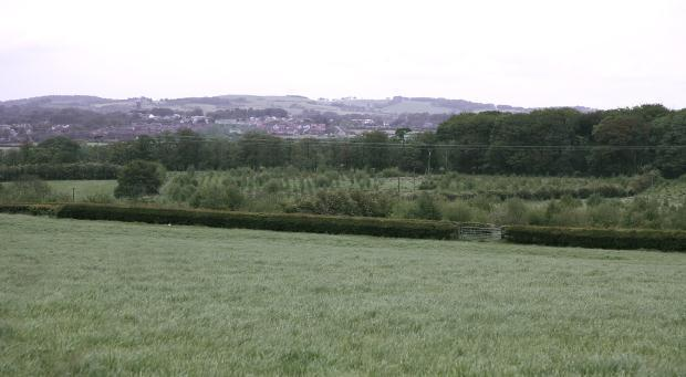 Glengarnock Scotland Land