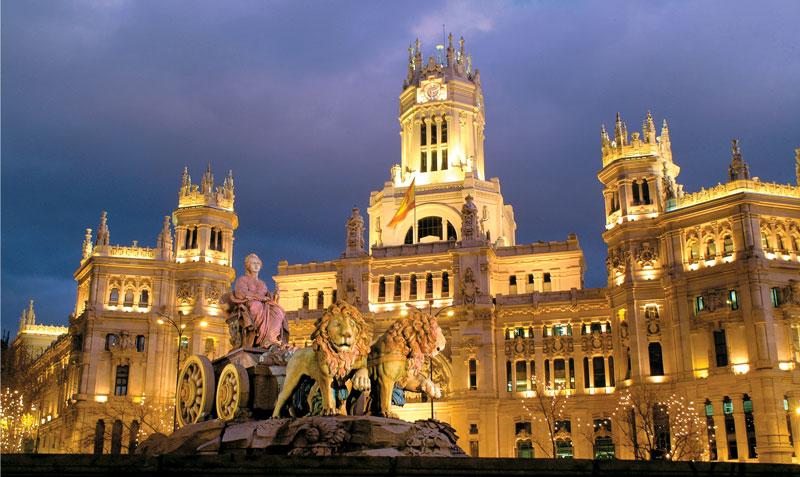 Spain, Luxurious Apartment