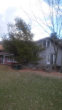 House in Sullivan County PA (Forksville)