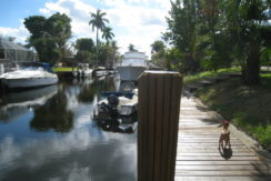 Unique waterfront home Fort Lauderdale on BitCoin-RealEstate.com