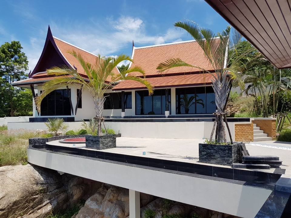 Thailand / Koh Samui / Luxury Villa Sea View