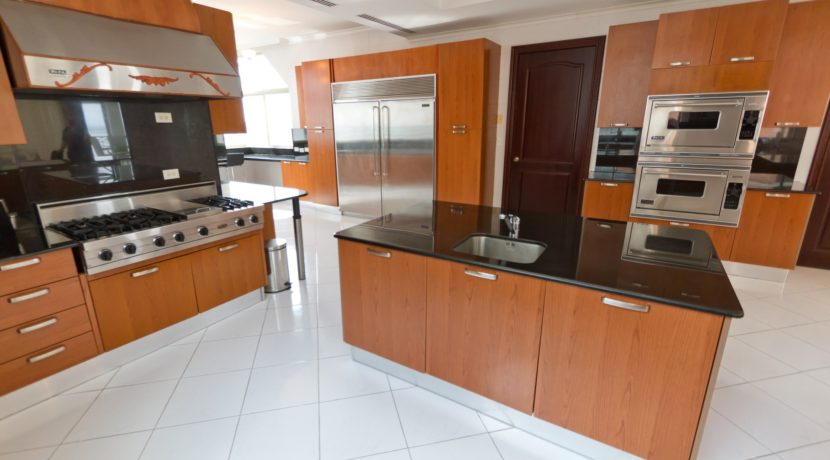 Panama Penthouse Kitchen 1