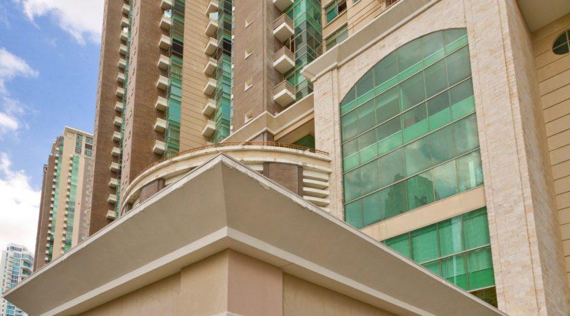 Panama Penthouse building 2