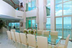 Panama Penthouse dining 1