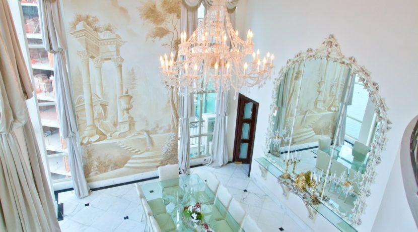Panama Penthouse dining 4