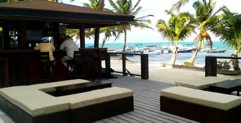 Oceanfront Boutique Hotel in Belize