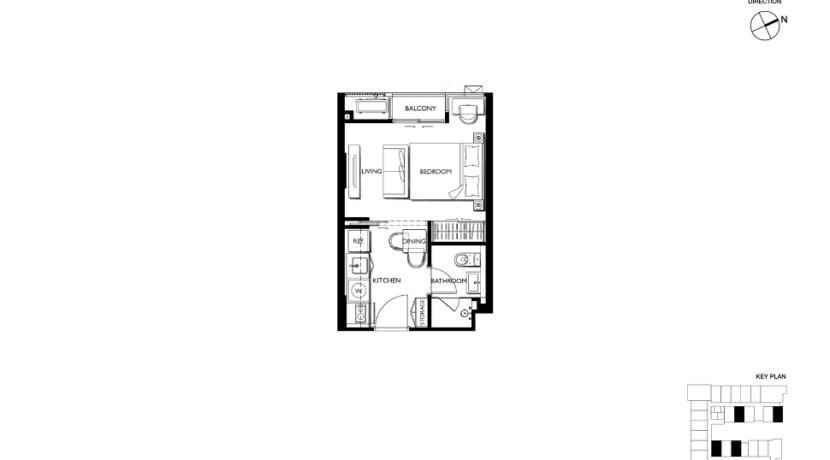 11.Bedroom plan 1AM