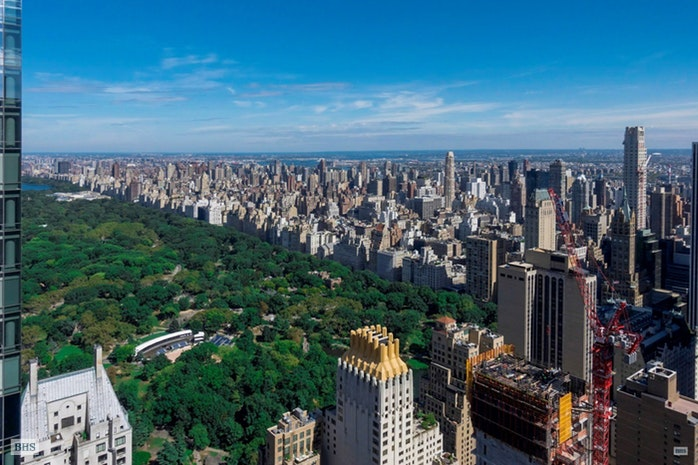 New York City Duplex Pent House overlooking Central Park Metropolitan Tower