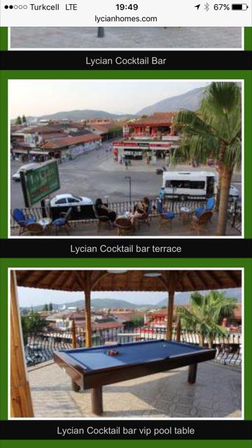 lycian center complex