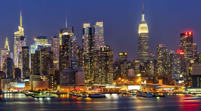 NYC bitcoin realestate