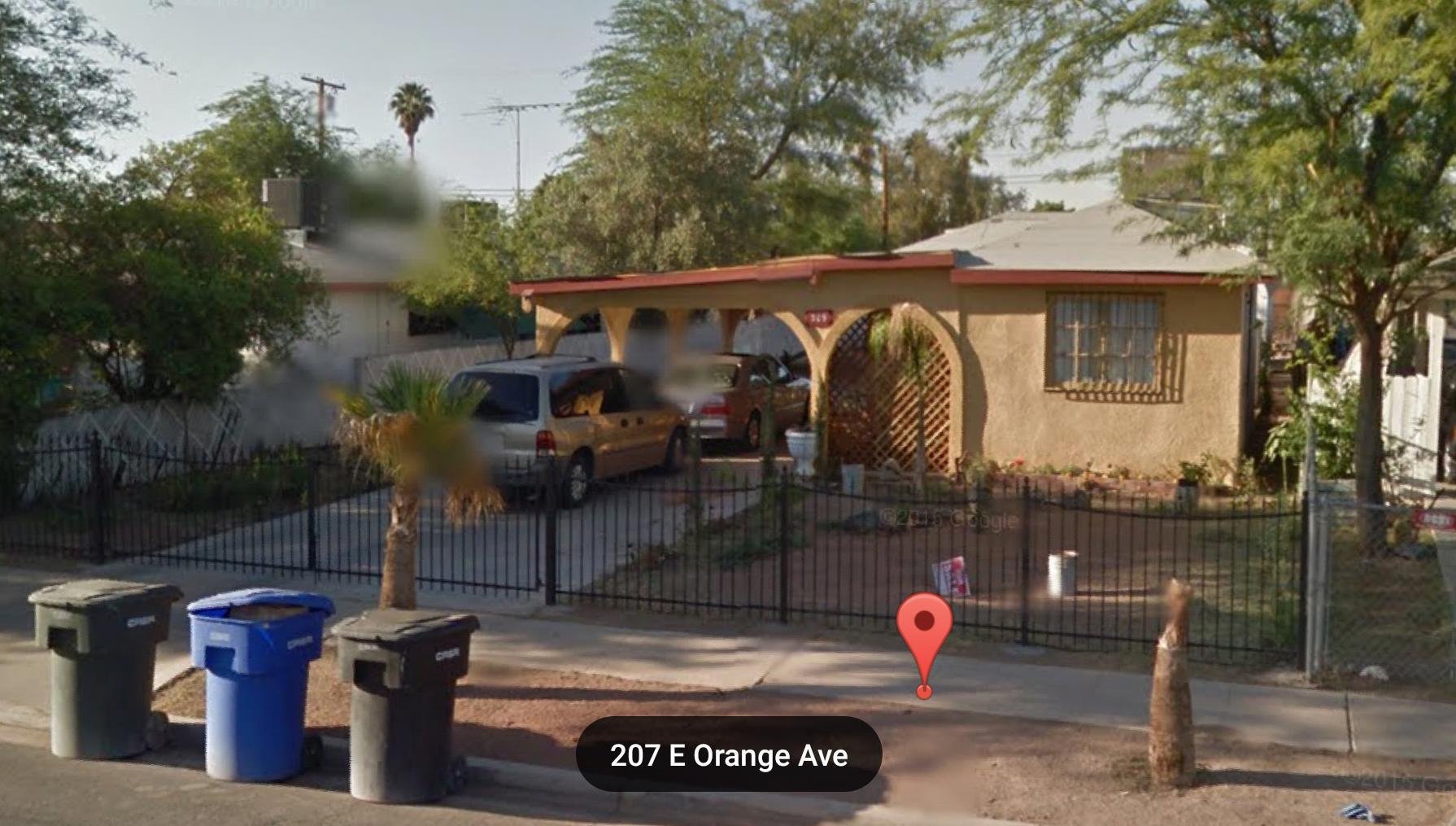 Big yard, Small home in Southern California (El Centro)