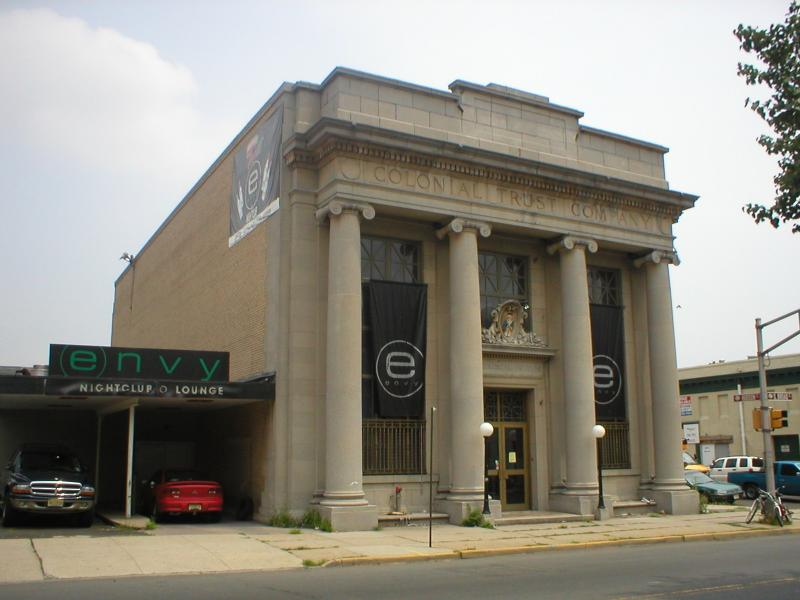 1912 Bank Building, Trenton, New Jersey