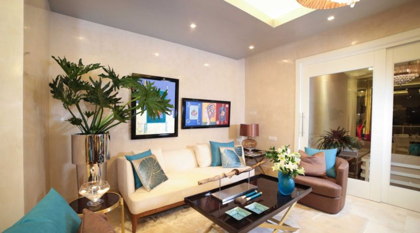 Apartamento-modelo