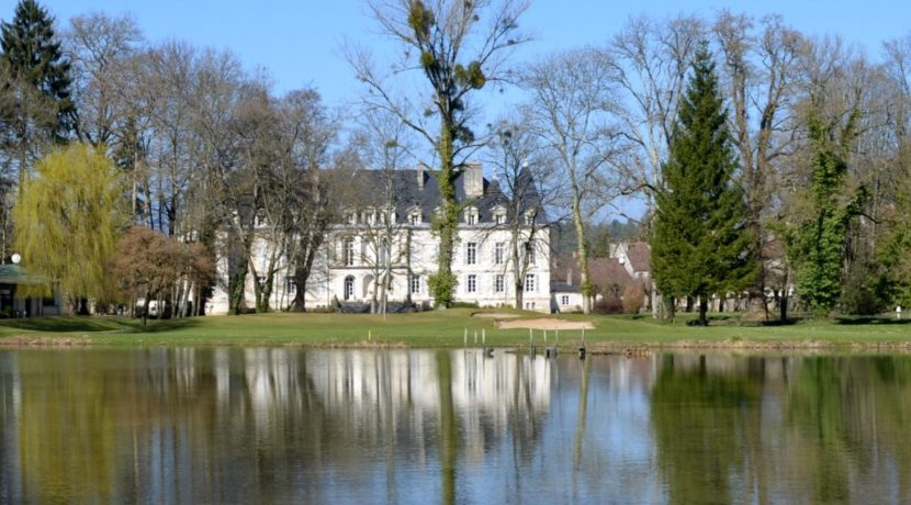 Chateau Lake