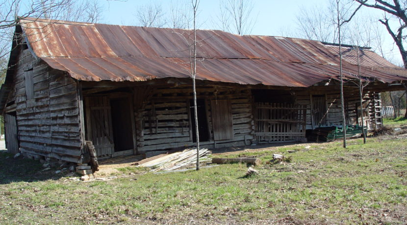 Civil War Era Barn