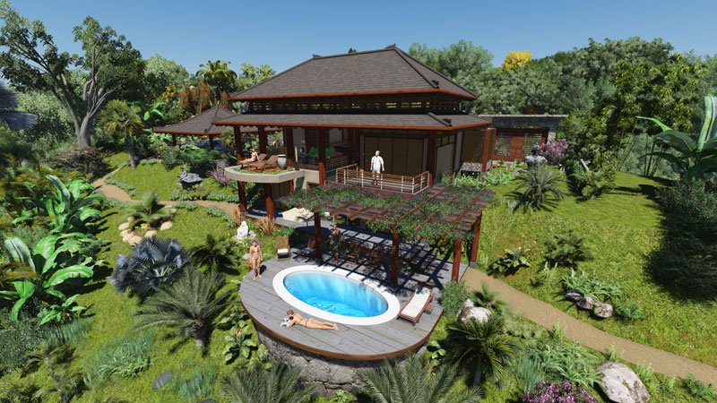 Costa-Bali-Level-2-House_view-4