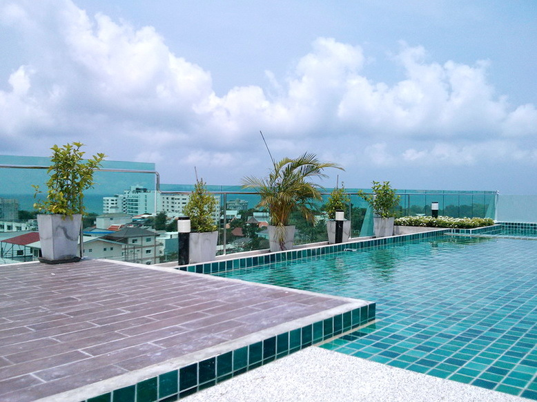 Affordable 1 bedroom condo in Pattaya City, Thailand