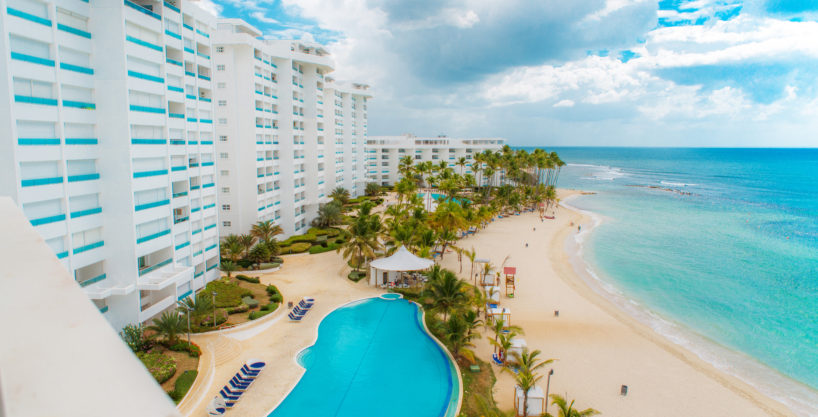 Beach Front Apartment Marbella Dominican Republic.