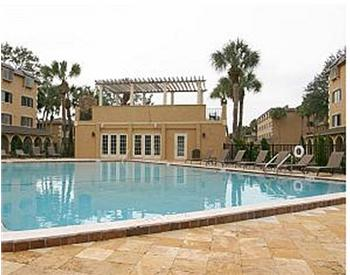 Waterfront condo in Jacksonville