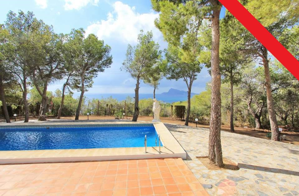 House Villa For Sale In Private Urbanization, Alicante, Spain