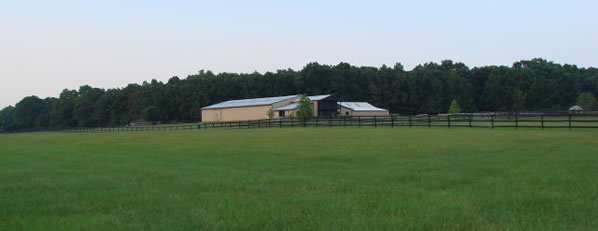 Equestrian Property with Indoor Riding Arena Acreage