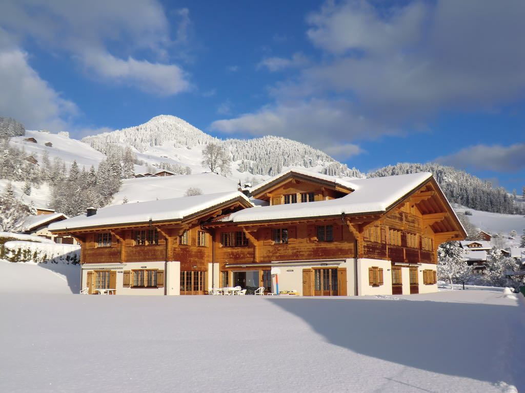 Enormous Beautiful Swiss Chalet Estate – Bitcoin/Ethereum Welcome