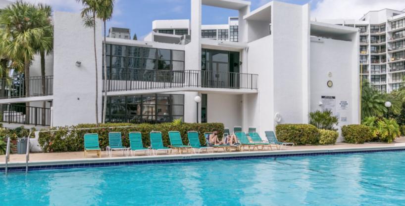 Luxury Condo right by the ocean – Miami