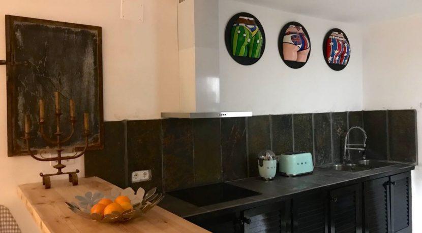 Kitchen second