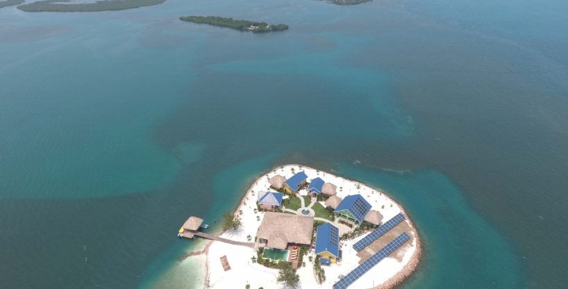 Little Harvest Caye – Fractional Share Ownership