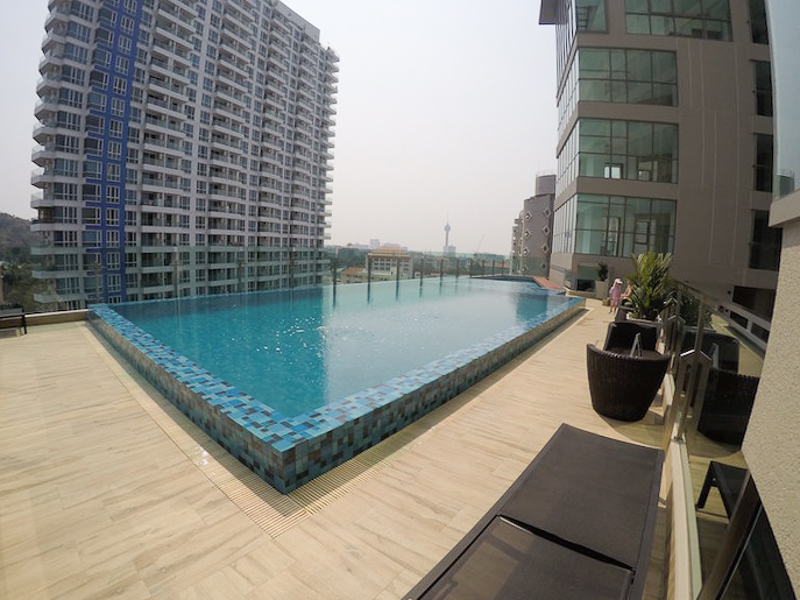 1 bedroom condo in Pattaya. Thailand