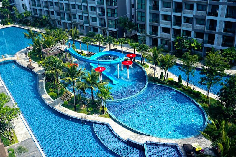 Fully furnished 1 bedroom condo in Pattaya, Thailand