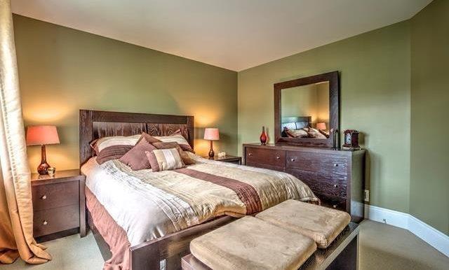 Chambre à coucher - Bedroom (4)