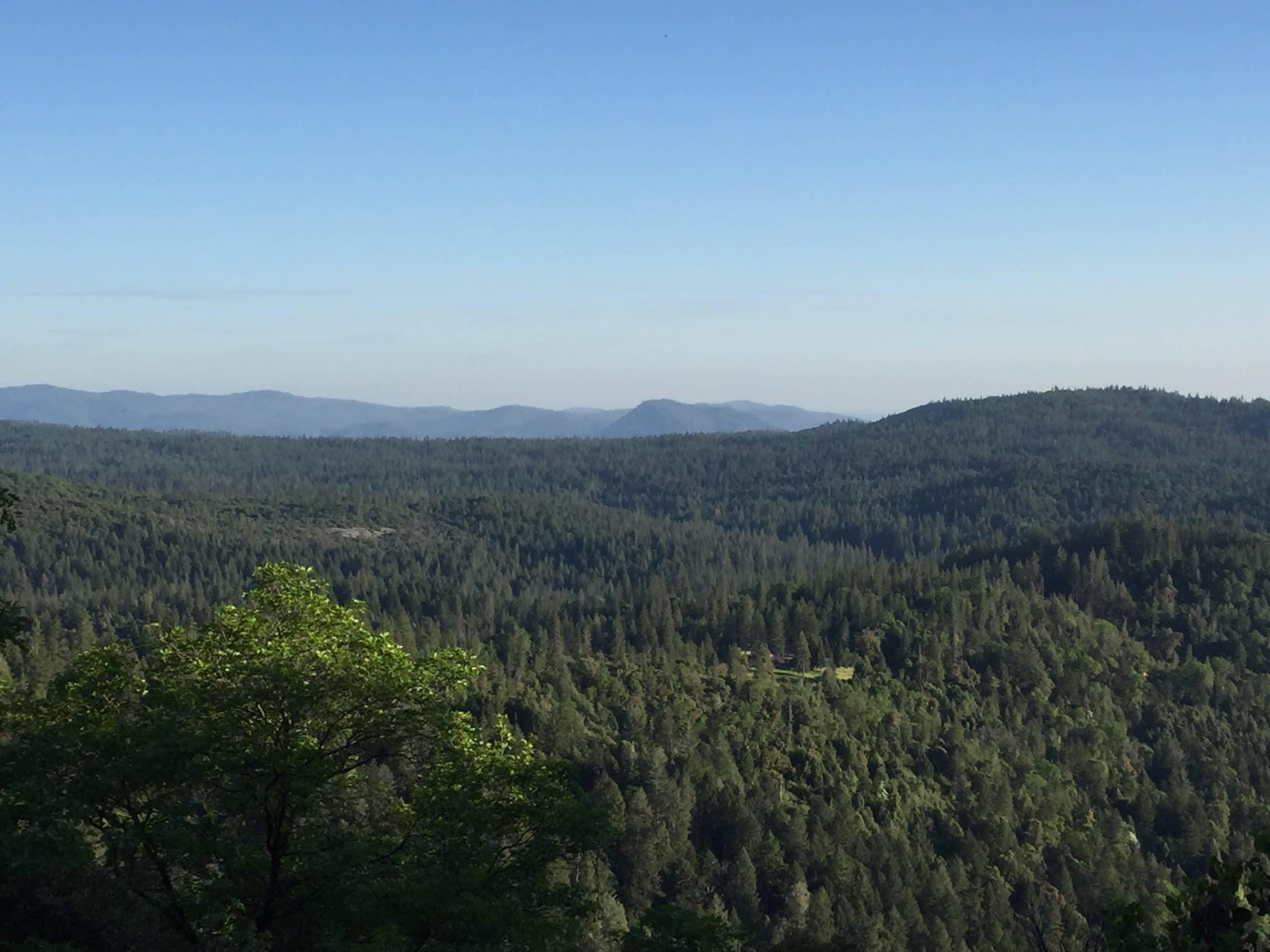 Dream California Mountaintop Ranches