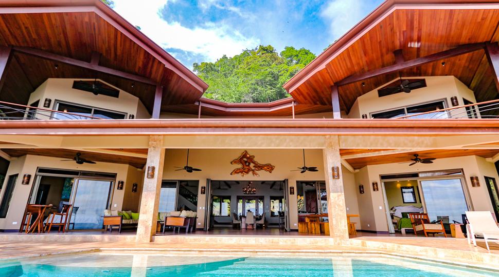 Pacific Villa Bamboo de Dominical