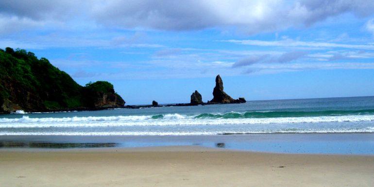 mahajual beach