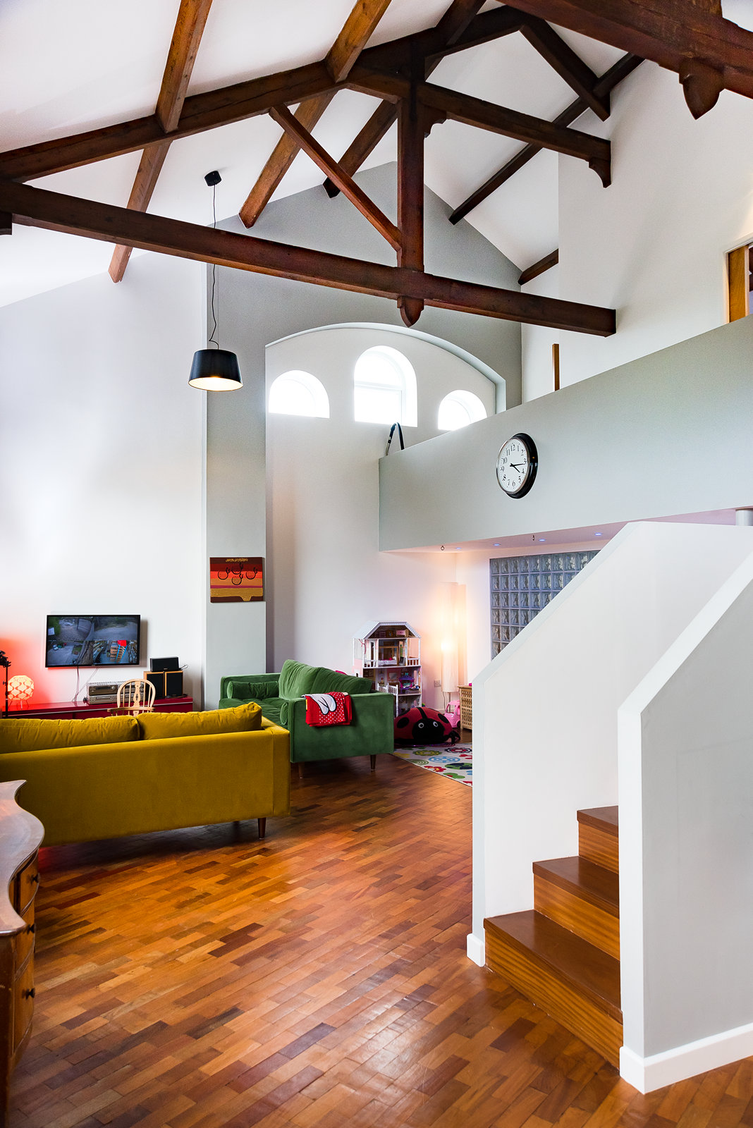 Luxury Converted Chapel With 2 Apartments and Outbuildings. BTC/ETH