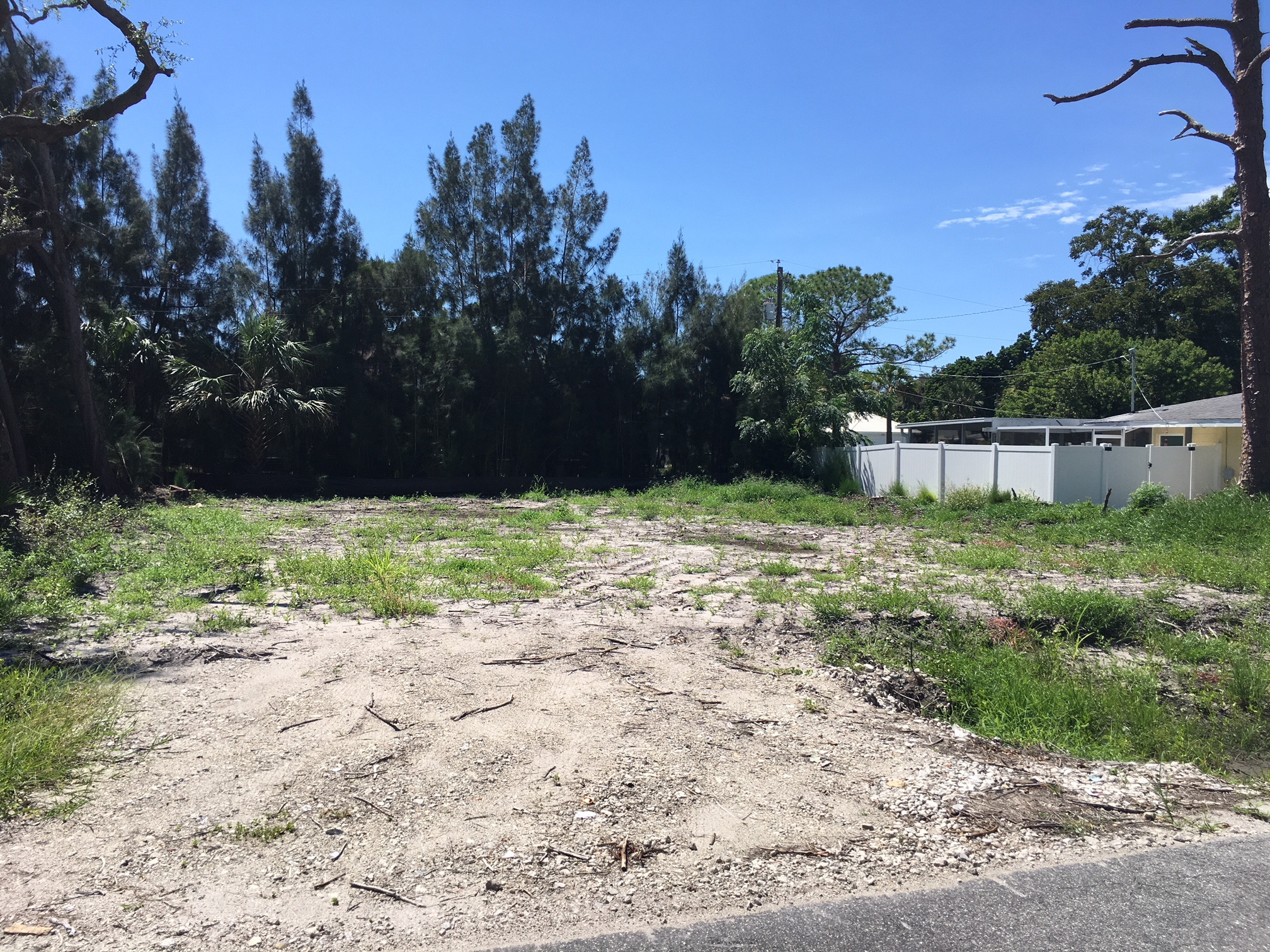 Gentian Rd Venice florida buildable lot