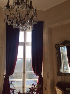 116 curtains dining