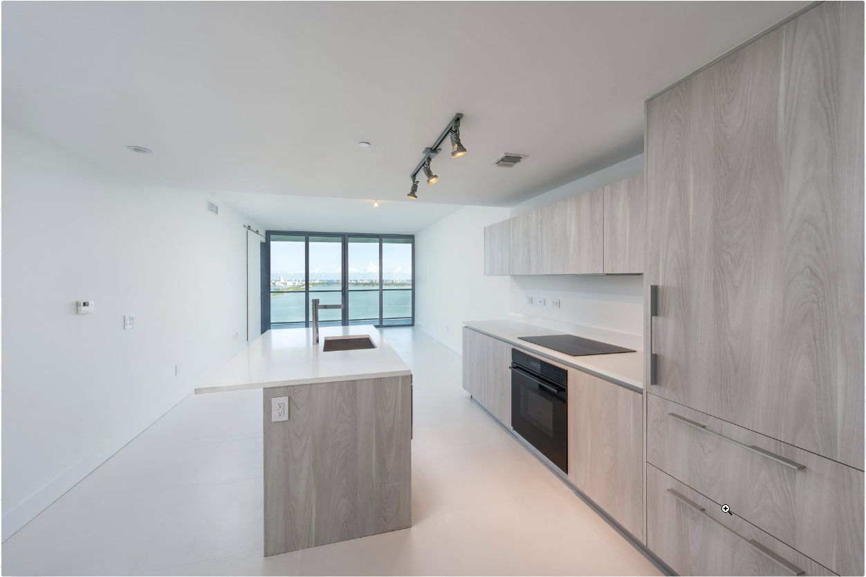 Miami 1 BR Apt. on Water